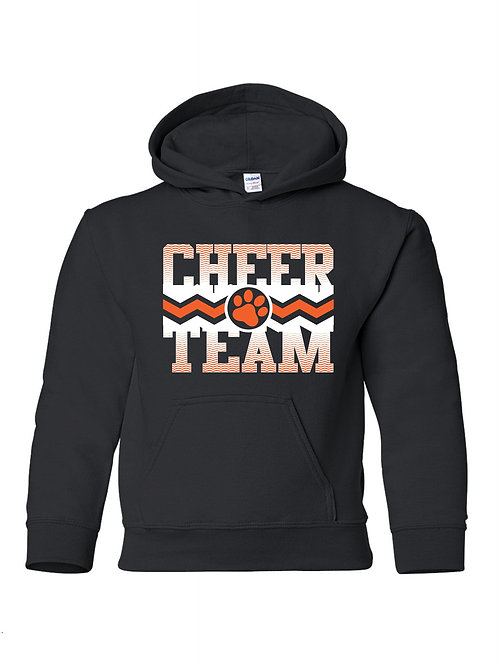 Brighton Cheer Team Hoodie - APPROVED FOR PRACTICE