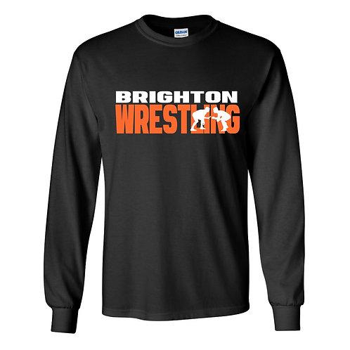 Brighton Wrestling Long Sleeve Tee