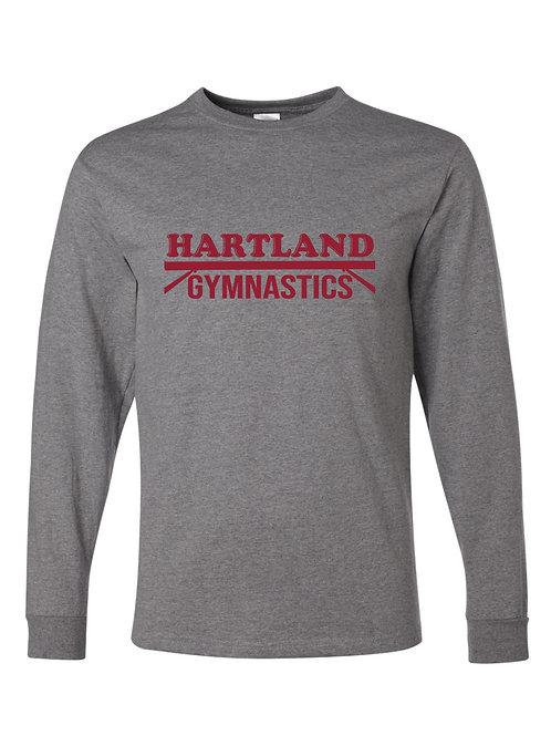 Hartland Gymnastics Basic Long Sleeve Tee