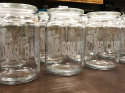 Maltby Staff Candy Jars
