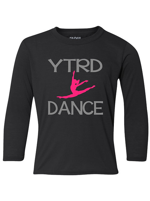 YTRD Dance Long Sleeve Tee