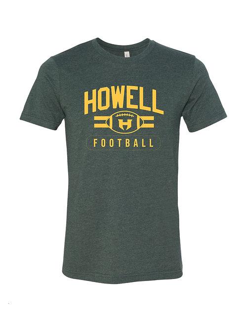 Howell Football Tee
