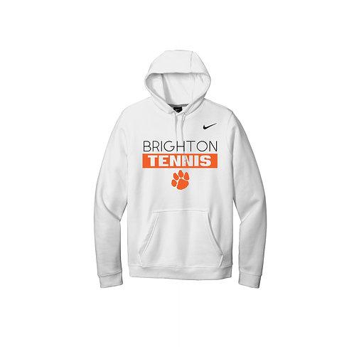 Nike Brighton Tennis Hoodie - White