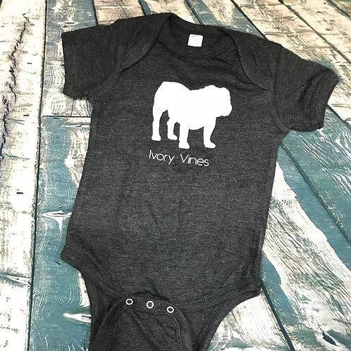 Ivory Vines Bodysuit