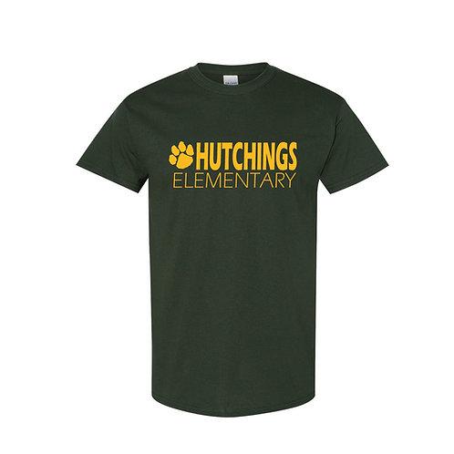 Basic Hutchings Short Sleeve Tee