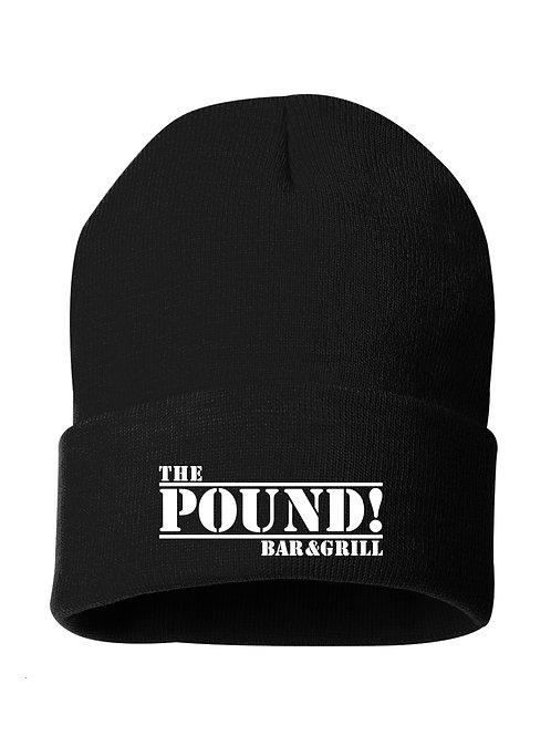 The Pound Beanie