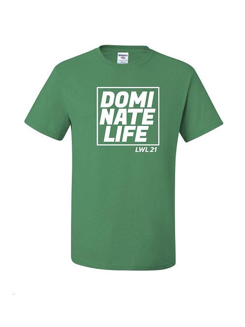 Dominate Tee - Green