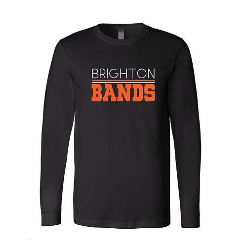 Brighton Bands Long Sleeve Tee