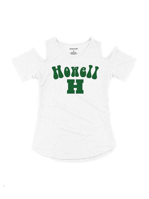 Howell Cold Shoulder Tee
