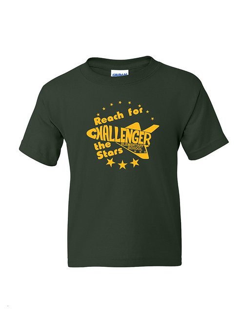 Challenger Throwback Tee