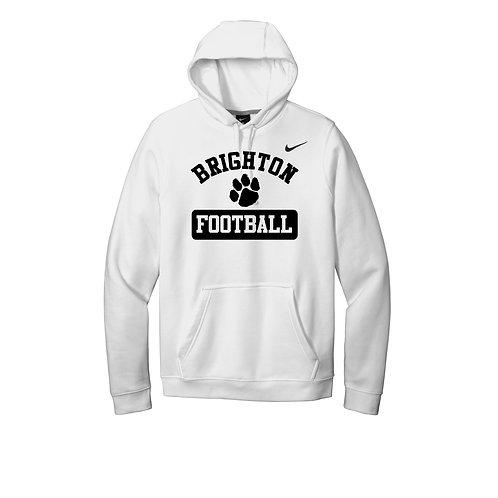 Brighton Football Nike Club Fleece Hoodie