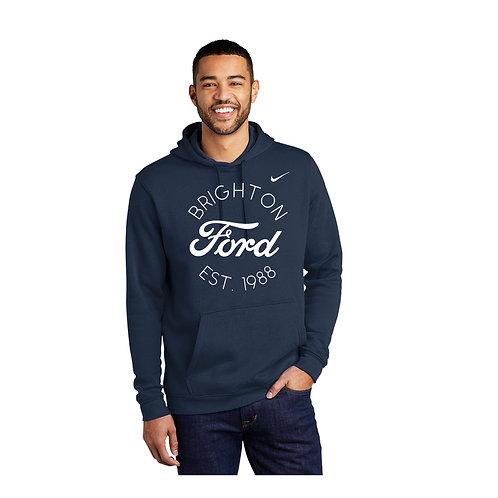 Classic Brighton Ford Nike Club Fleece Hoodie