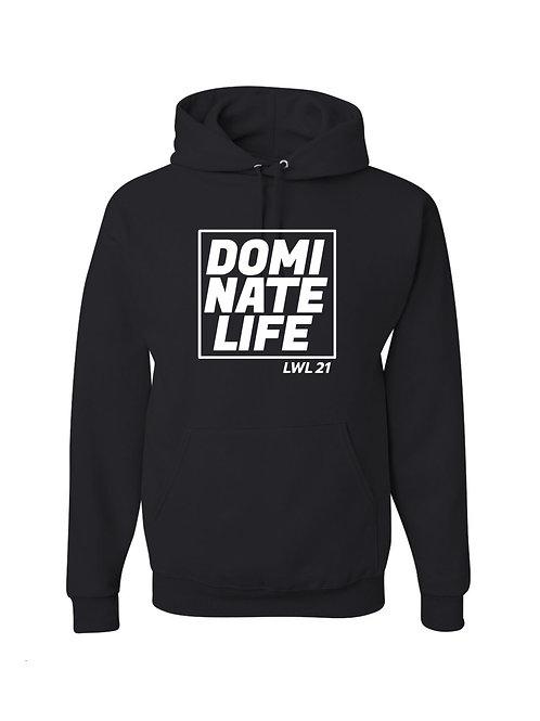 Dominate Hoodie - Black