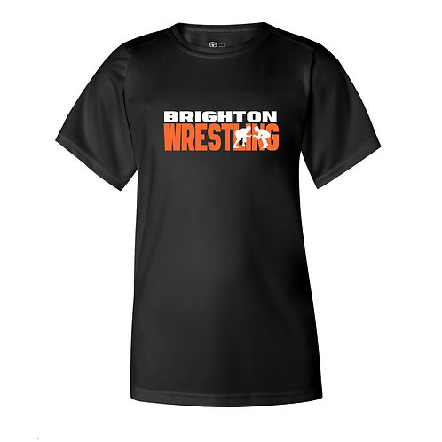 Brighton Wrestling Performance Tee