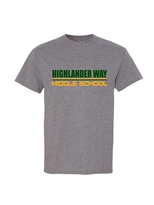 Highlander Way Short Sleeve Tee