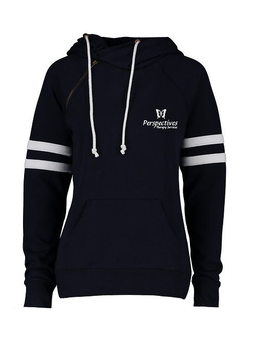 Perspectives Therapy Ladies Double Hood Pullover