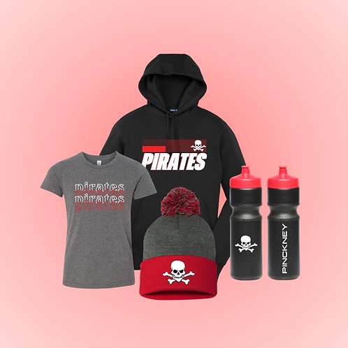 Girls Pirate Box