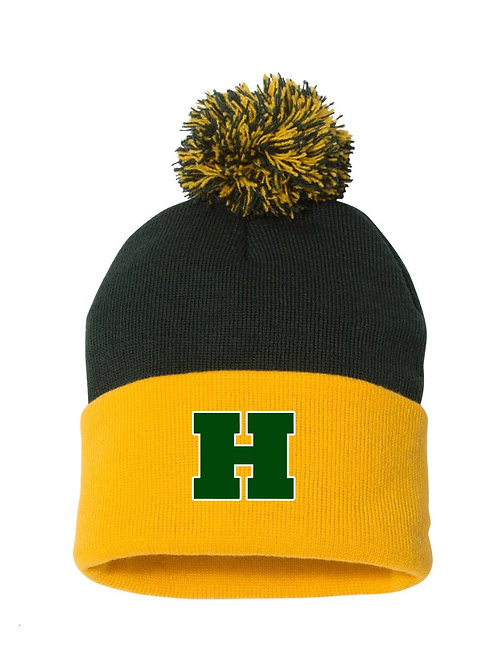 Howell Beanie with Pom