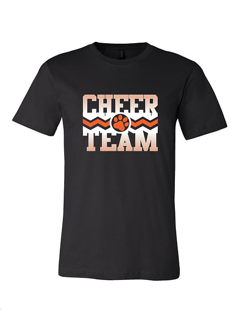 Brighton Cheer Team Tee - APPROVED FOR PRACTICE