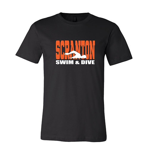 Scranton Swim & Dive T-Shirt