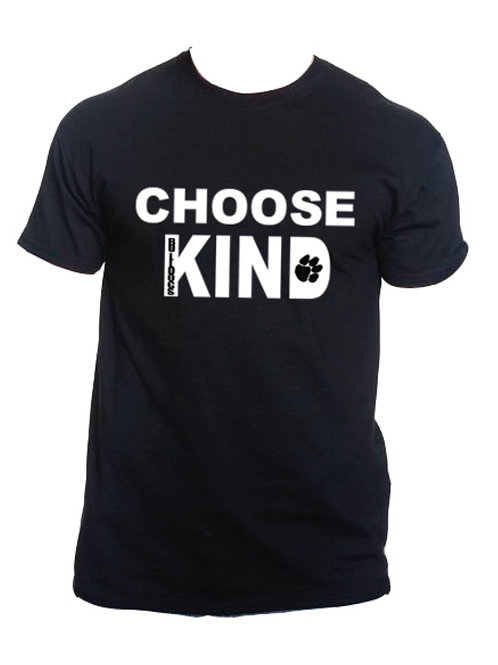 Bulldogs Choose Kind T-Shirt