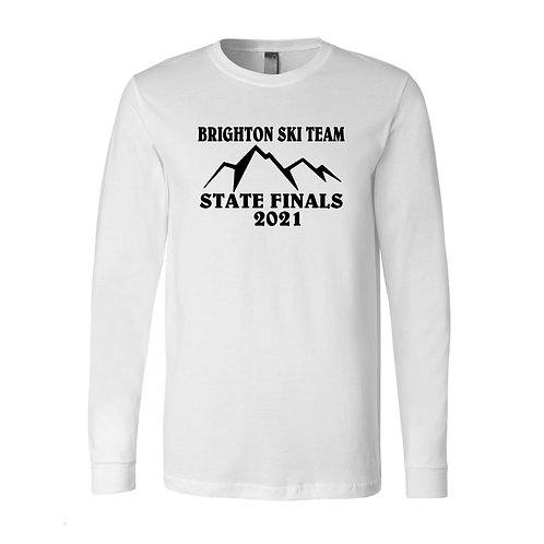2021 State Finals Long Sleeve Tee