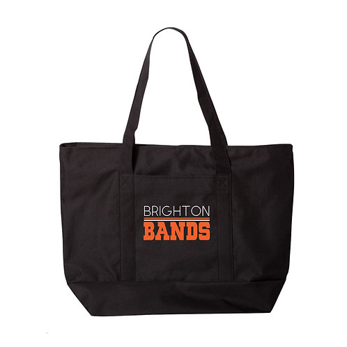 Brighton Bands Zippered Tote