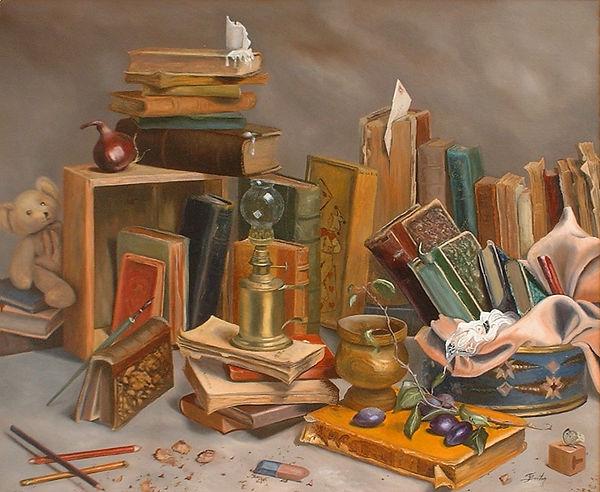 112-le nounours et les livres (900x738).