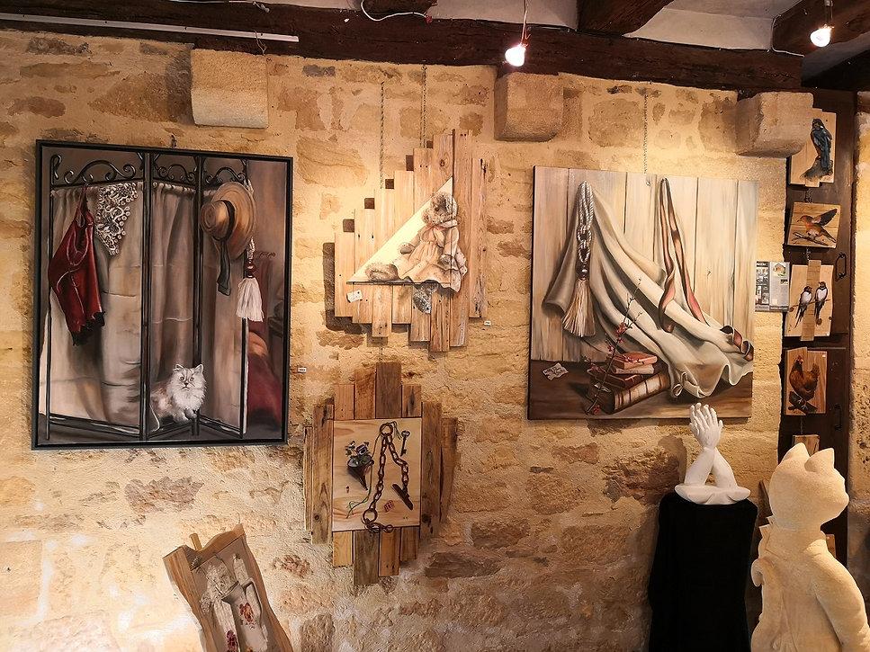 Galerie du Badaud 2020