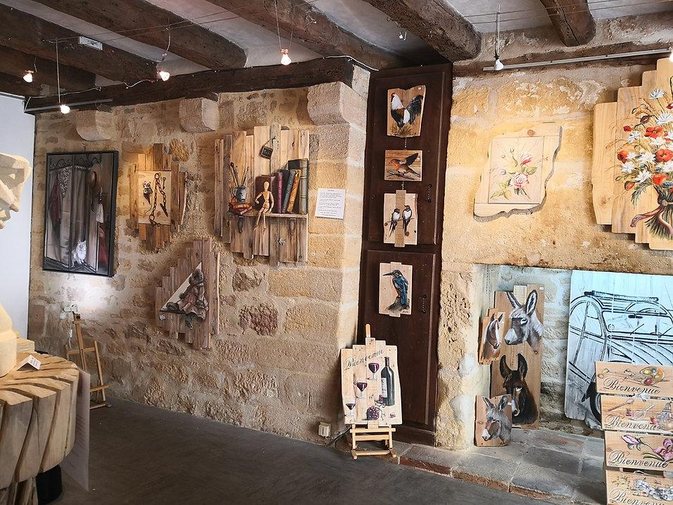 Galerie du Badaud 2020 SARLAT