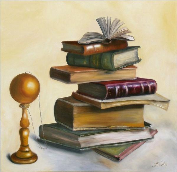 304-Les livres et le bilboquet