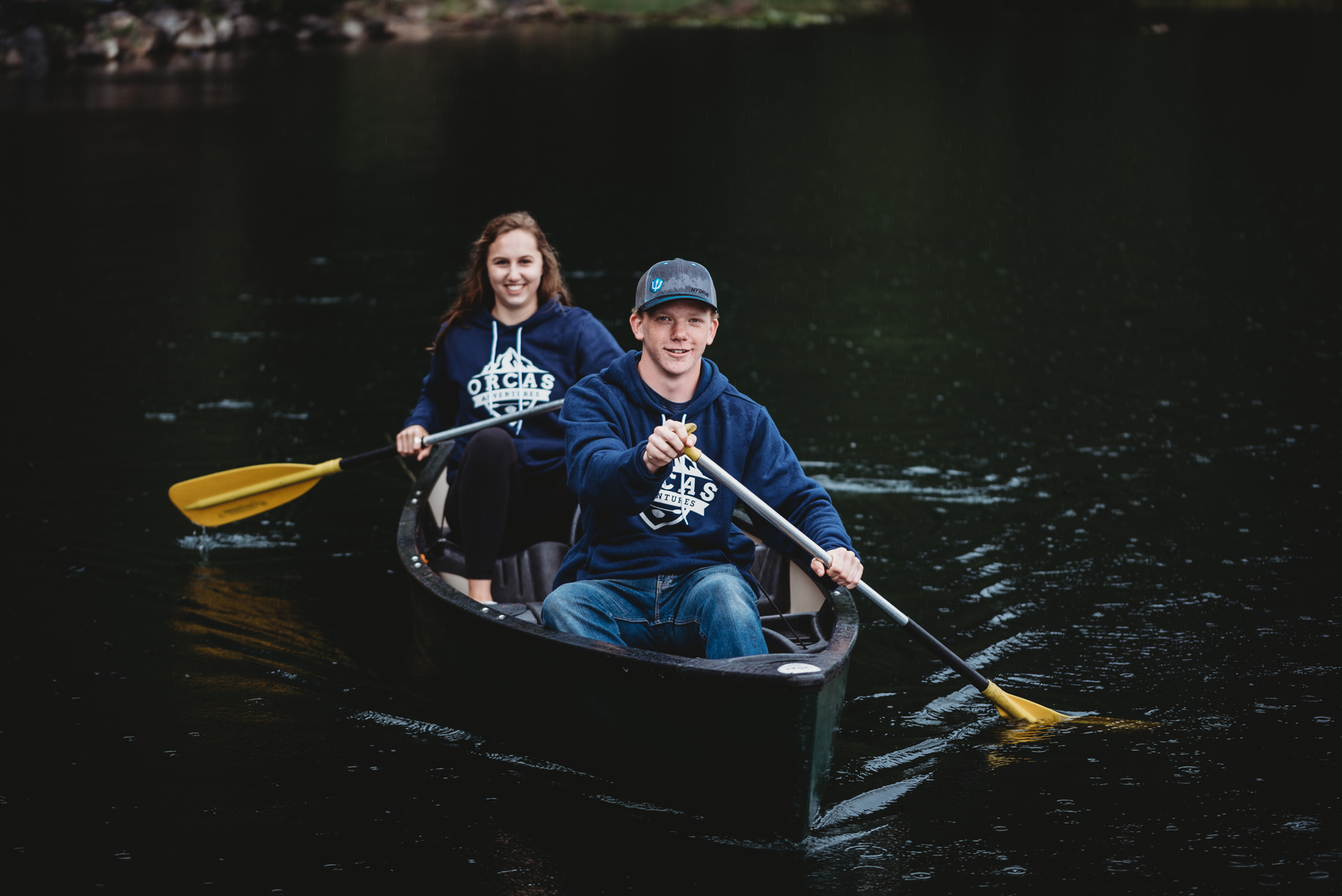 Canoe Rental 1.5 Hours at Mt. Lake