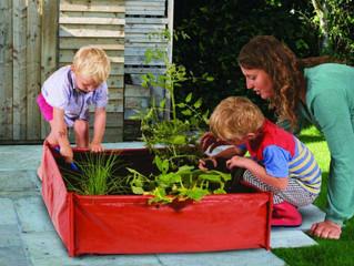 A Home Garden – Fun for the Whole Family                                                  #homeGarde