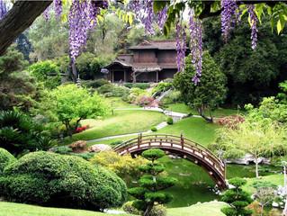 A Guide To #JapaneseGardens                          #GardenBridges