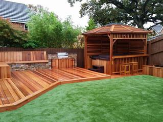 #Garden #Decking