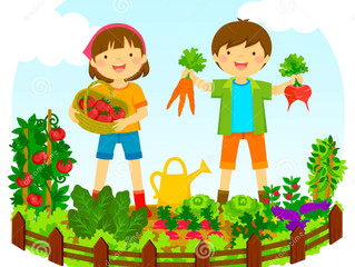 8 Tips To Get Your Kids Enjoy Home #Gardening