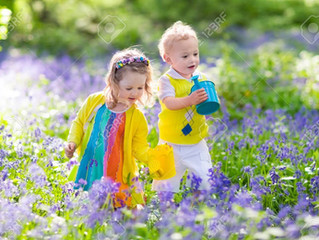Benefits Of #Gardening For Kids
