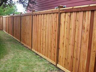 Choosing A Garden Fence