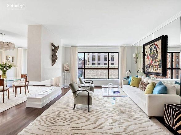 1020 Park Avenue #10C - Living Room 2.jp