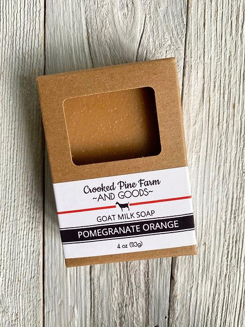 Pomegranate Orange