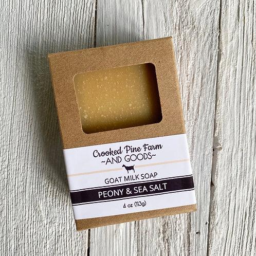 Peony & Sea Salt
