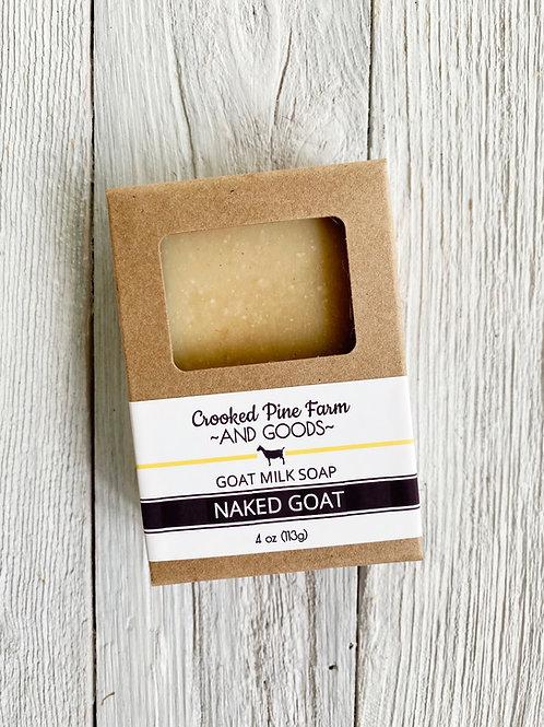 Naked Goat Face & Body Bar