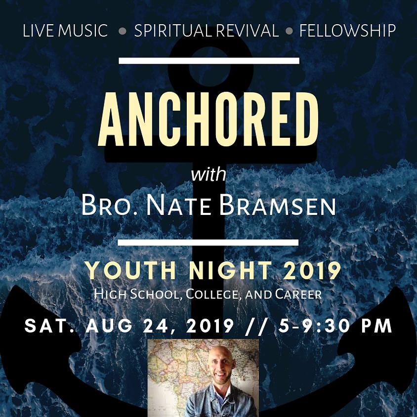 LBA YOUTH NIGHT 2019: ANCHORED