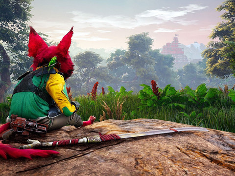 The(G)net Review: Biomutant