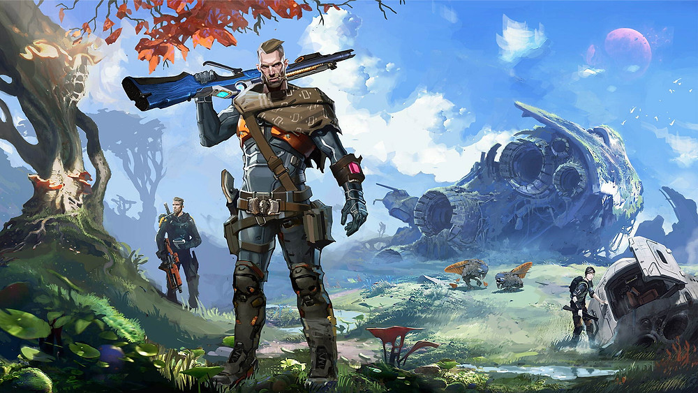 The Cycle Frontier Ankündigung Gameplay Trailer