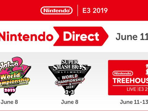 E3: Nintendo Direct Show