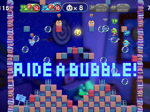 The(G)net Review: Bubble Bobble 4 Friends: The Baron is Back