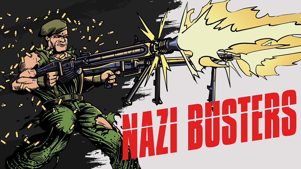 Nazi Busters FPS Game Egoshooter