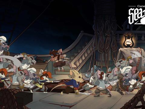 Curse of the Sea Rats erscheint 2021 für PS5 und Xbox Series