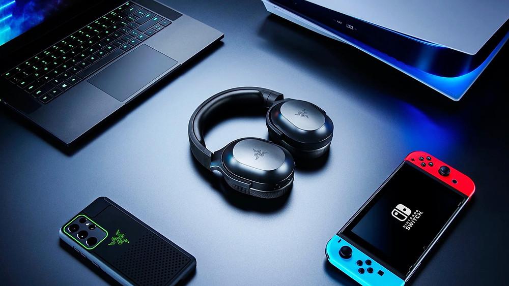 Razer BArracuda X Kopfhörer für Konsolen und PC